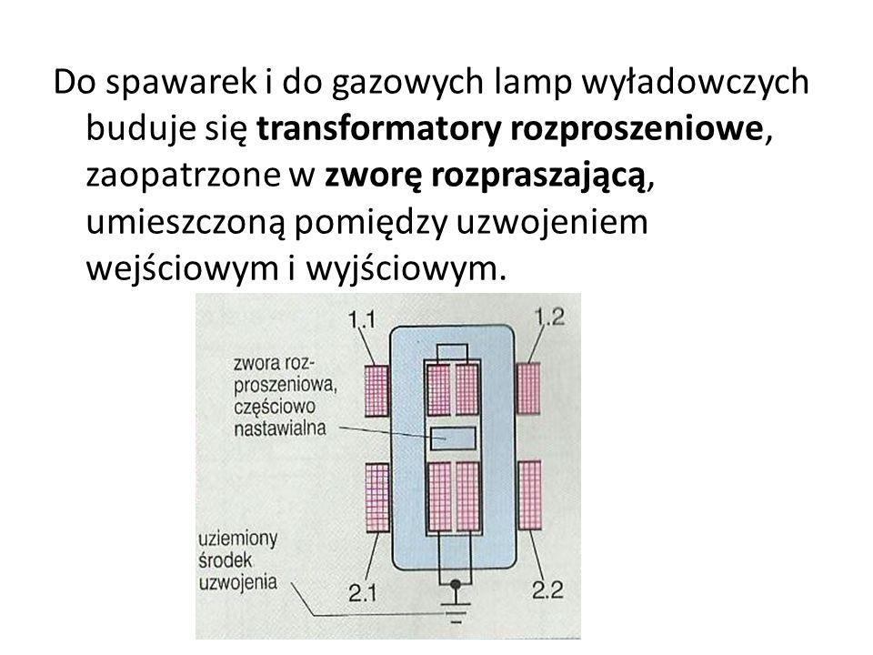 Jako źródła napięcia nastawianego budowane są transformatory regulowane z rdzeniem pierścieniowym.