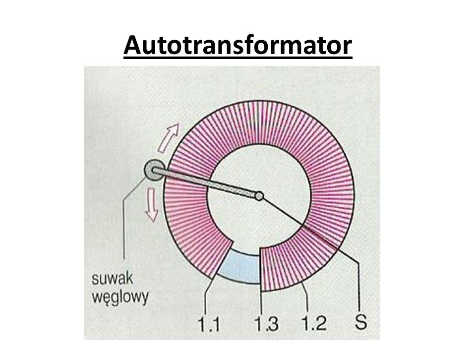 Prąd załączenia transformatora może osiągnąć dziesięciokrotną wartość prądu znamionowego.