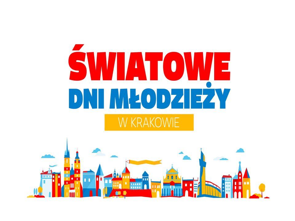 Biwakowe Info Miasteczko objęte patronatem Komitetu Organizacyjnego ŚDM w Krakowie.