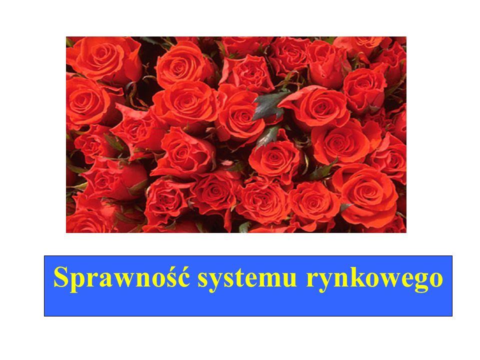 dr Zofia Skrzypczak Wydział Zarządzania UW 1 Sprawność systemu rynkowego