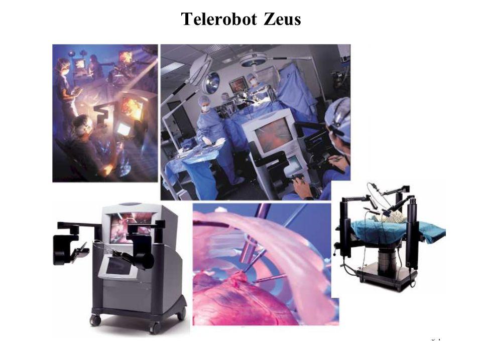 54 Telerobot Zeus