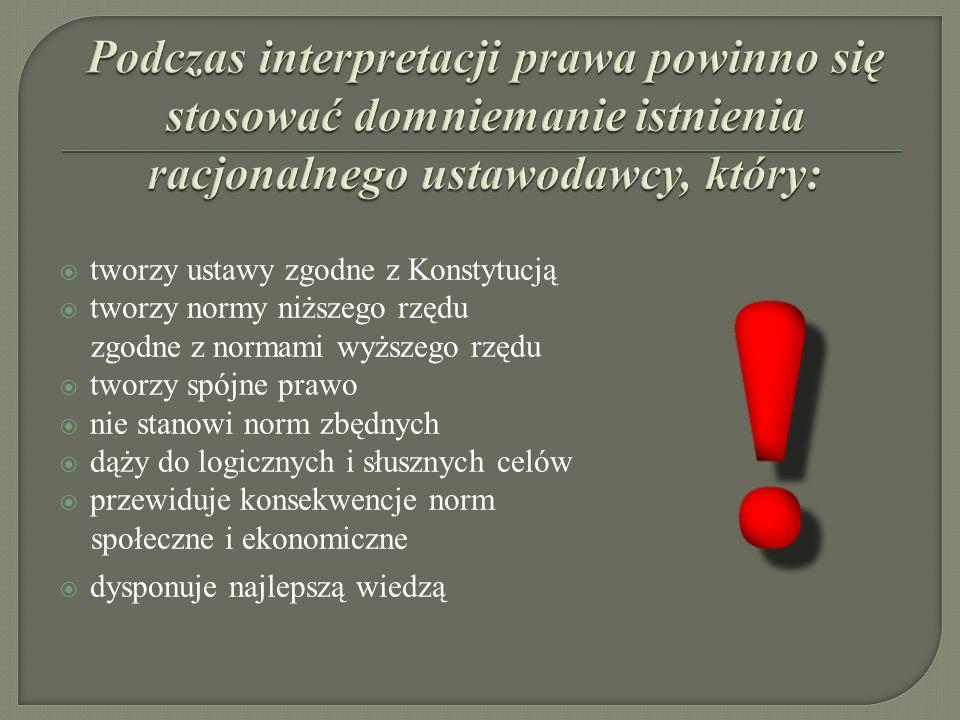 Wykładnia językowa polega na ustaleniu znaczenia i zakresu wyrażeń tekstu prawnego ze względu na język, w którym zostały sformułowane.