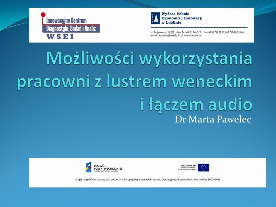 Dr Marta Pawelec
