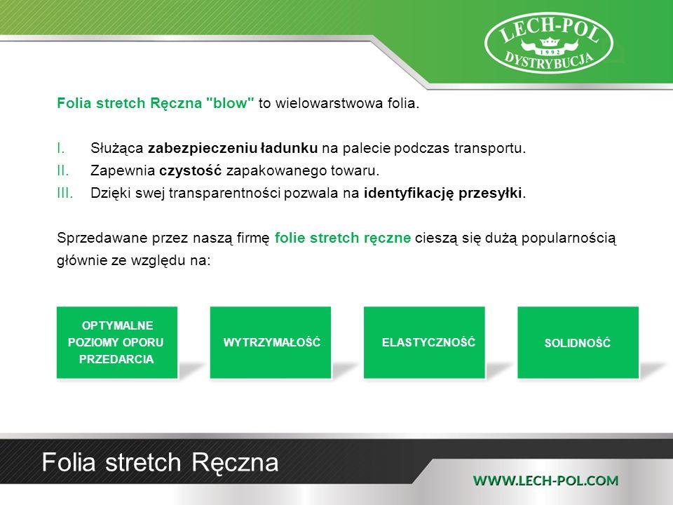 Folia stretch Ręczna Folia stretch Ręczna