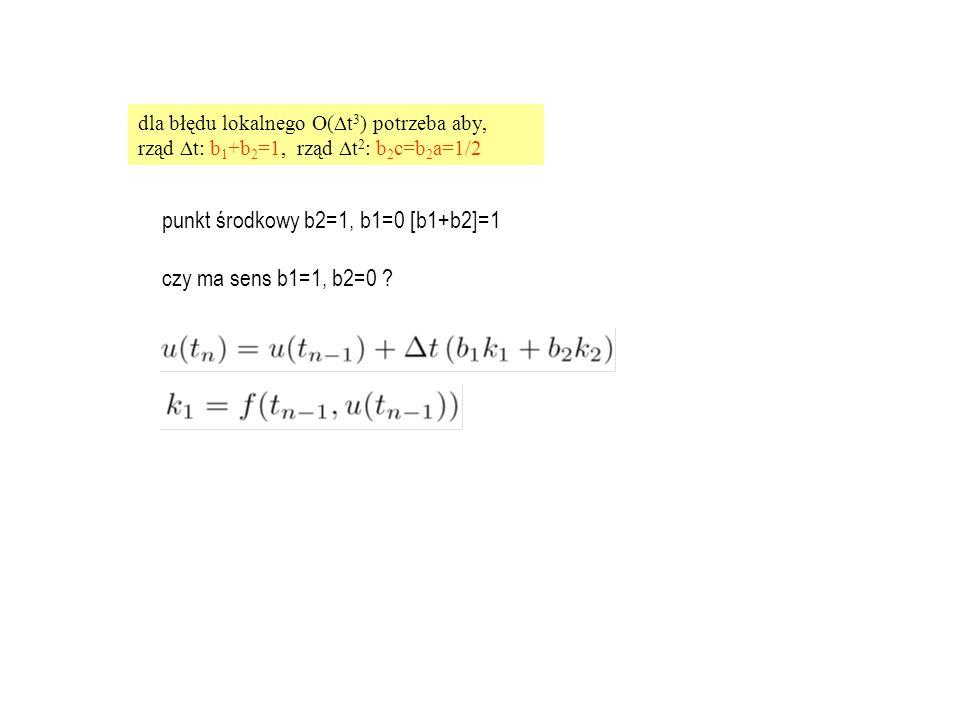 punkt środkowy b2=1, b1=0 [b1+b2]=1 czy ma sens b1=1, b2=0 .