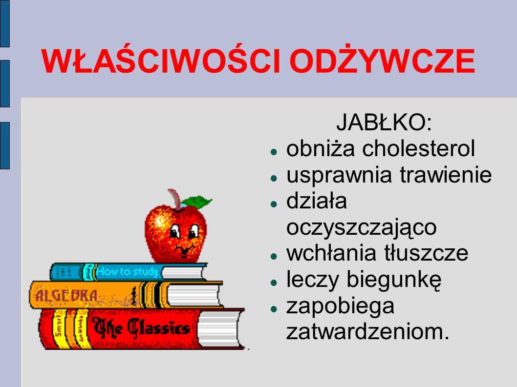 Co można zrobić z jabłek? DŻEM KOMPOT JABŁECZNIK