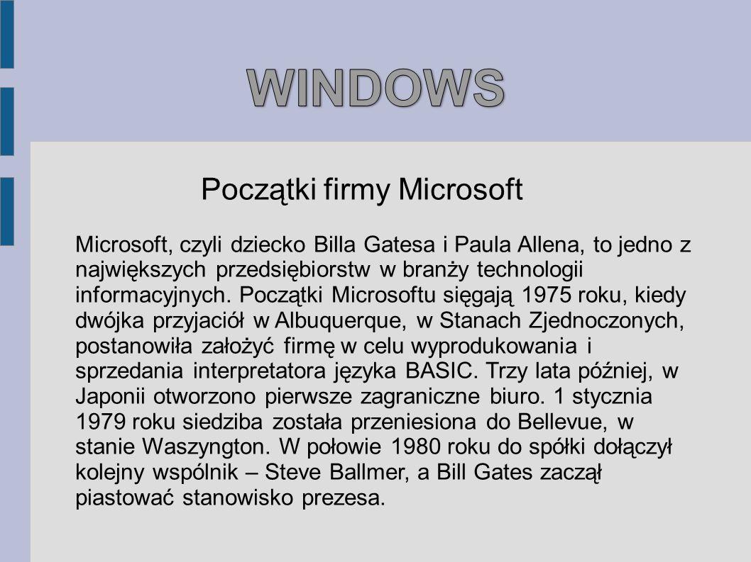 Początkowo, Linux był jedynie systemem tekstowym, tak jak DOS.