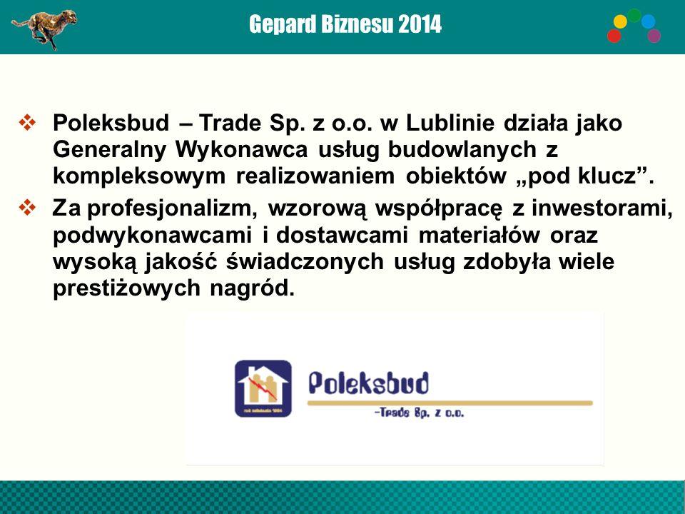  Poleksbud – Trade Sp. z o.o.