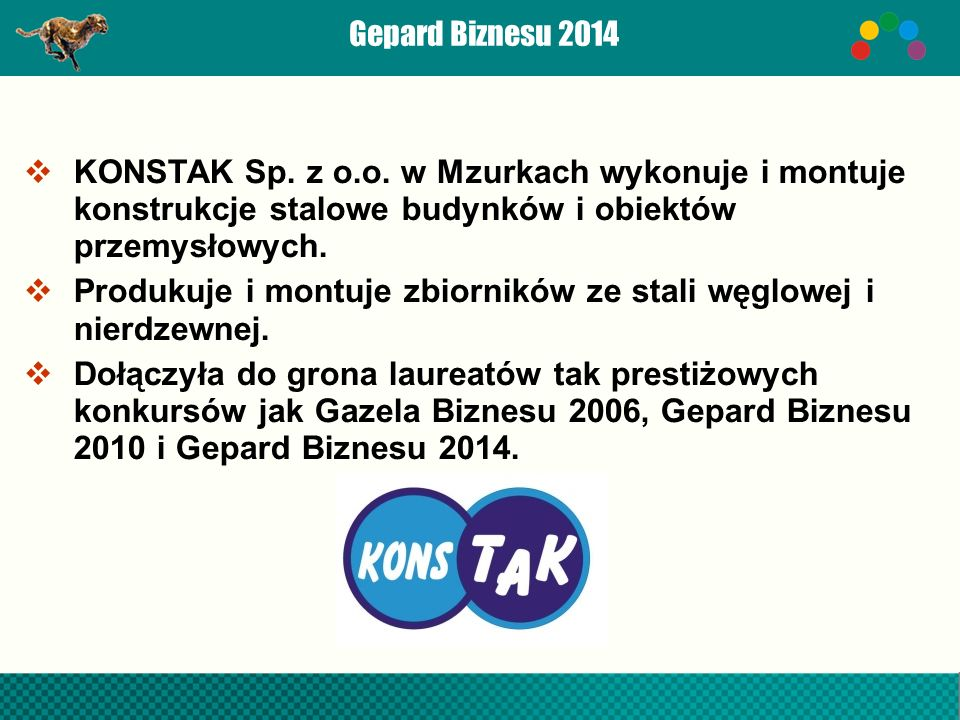 KONSTAK Sp. z o.o.