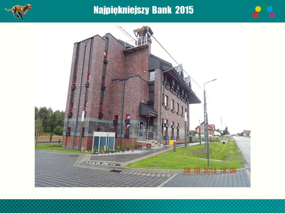 Najpiękniejszy Bank 2015