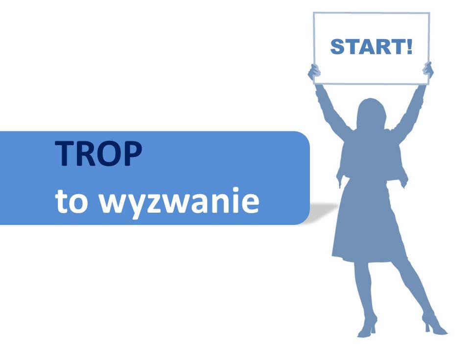 START! TROP to wyzwanie