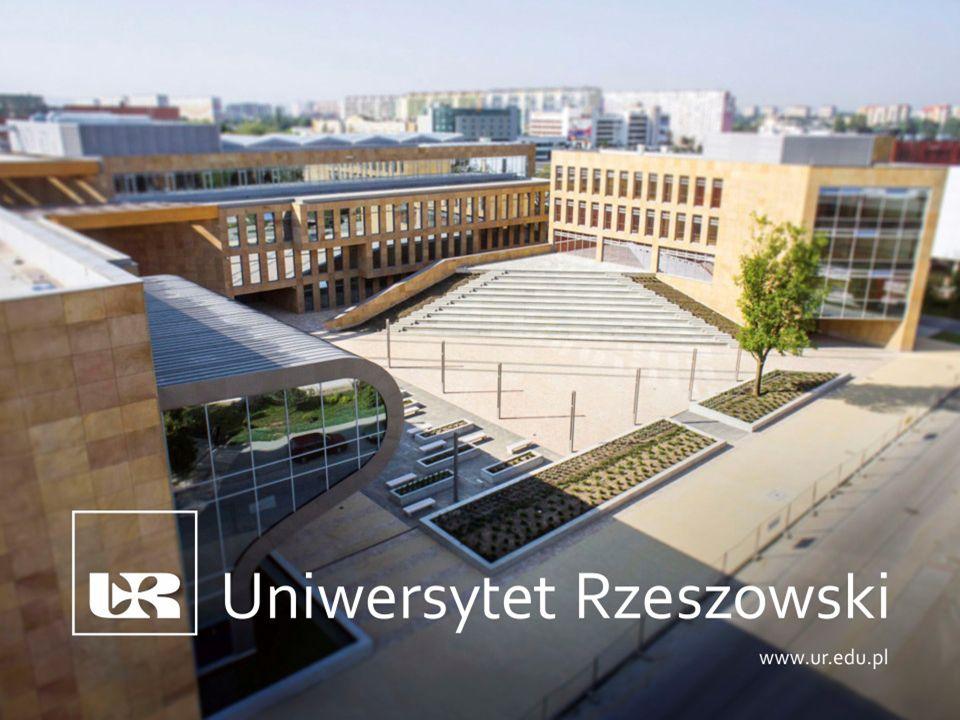 Informacje o Rzeszowie:  miasto w południowo-wschodniej Polsce  185 000 mieszkańców  prawa miejskie od 1354 r.