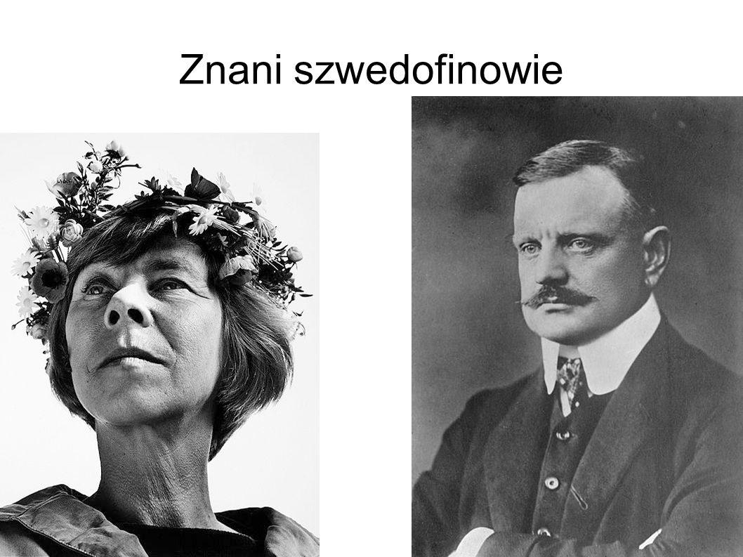 Znani szwedofinowie