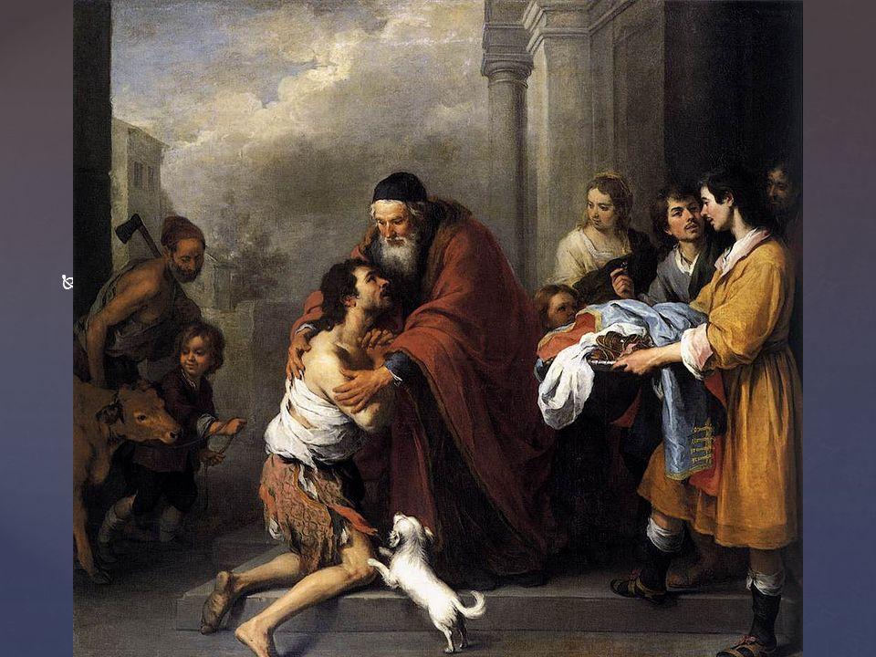   Bartolomé Esteban Murillo Powrót syna marnotrawnego ok. 1667 – 1670