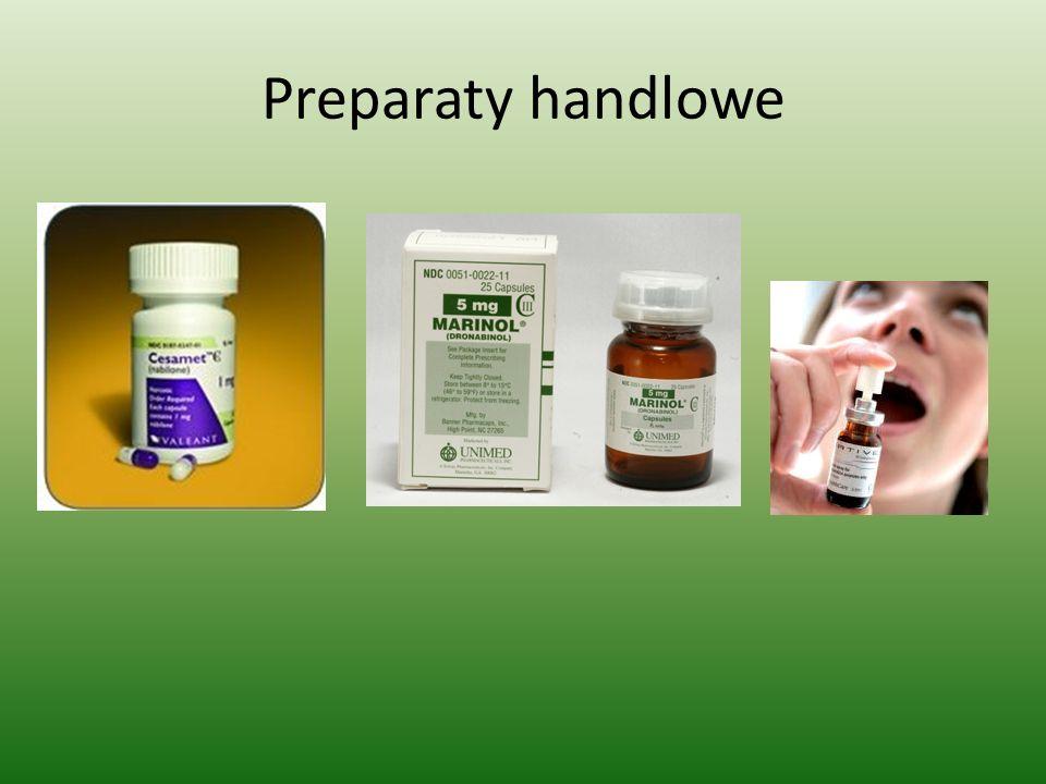 Preparaty handlowe