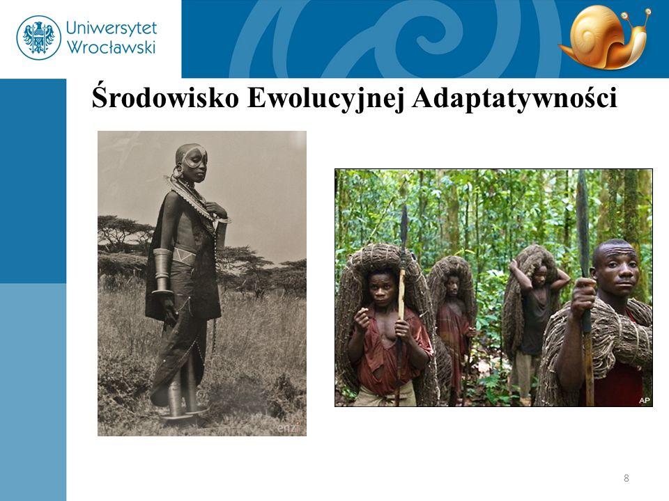 8 Środowisko Ewolucyjnej Adaptatywności