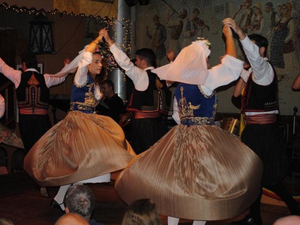 Ludowe tańce greckie