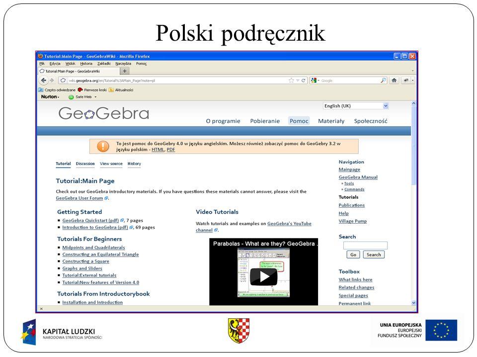 Polski podręcznik ABCDEFGHIJKABCDEFGHIJK