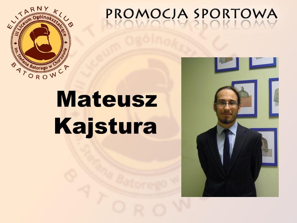 Mateusz Kajstura