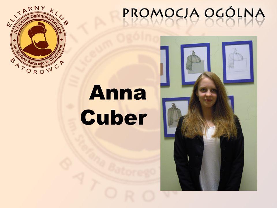 Anna Cuber