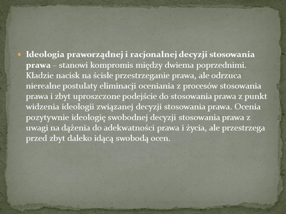 2.Dyrektywy wykładni systemowej 2.