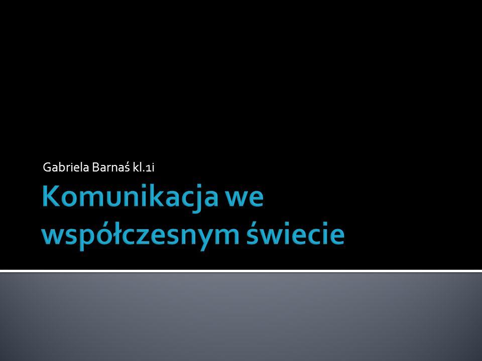 Komunikacja – proces wymiany informacji pomiędzy jej uczestnikami.
