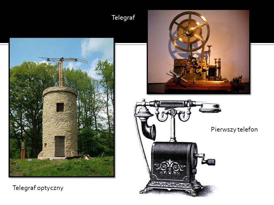  W 1832 r.James Lindsay zaprezentował swoim studentom bezprzewodowy telegraf.