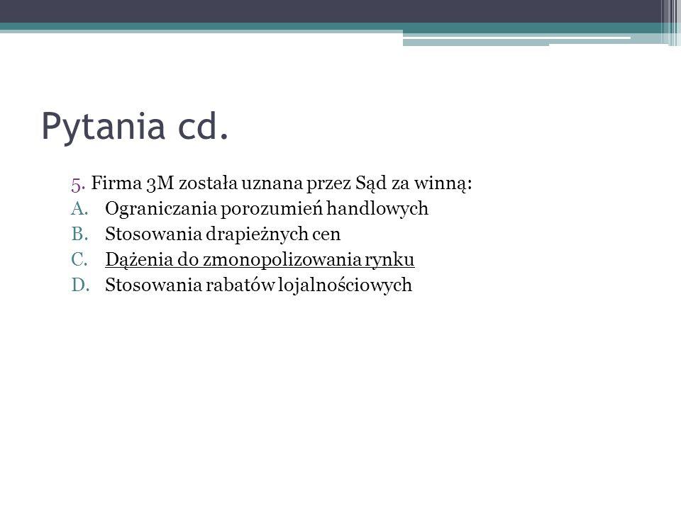 Pytania cd.5.