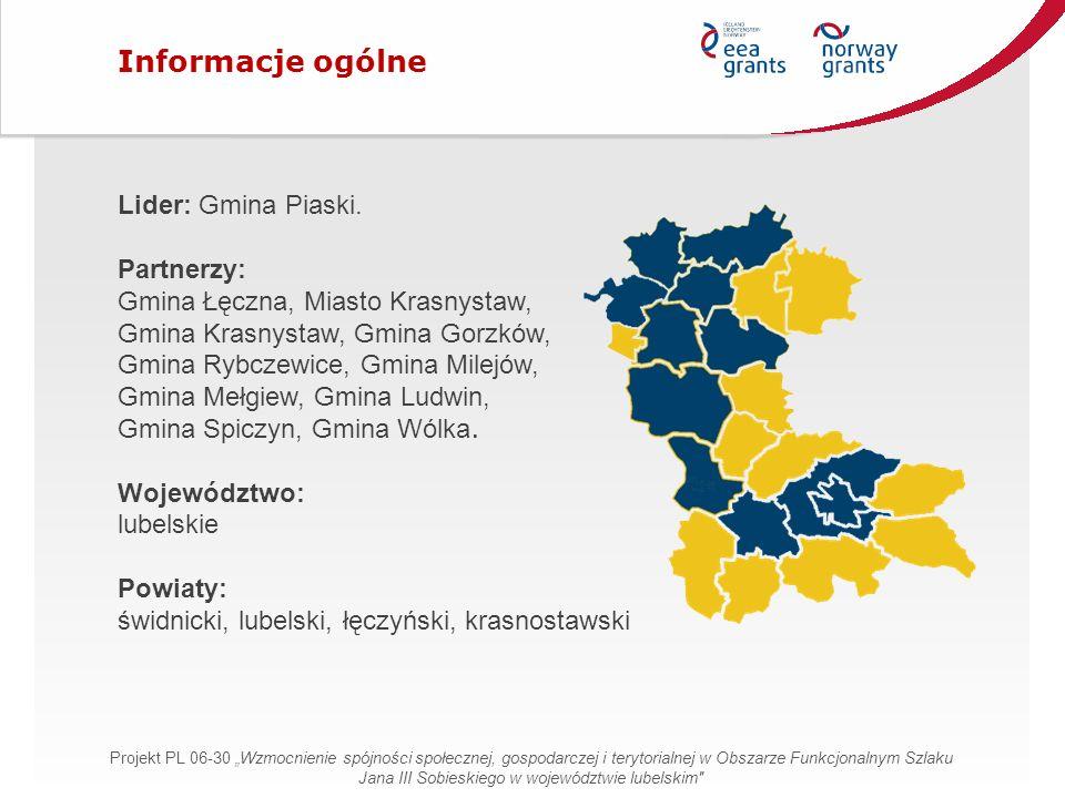 Lider: Gmina Piaski.