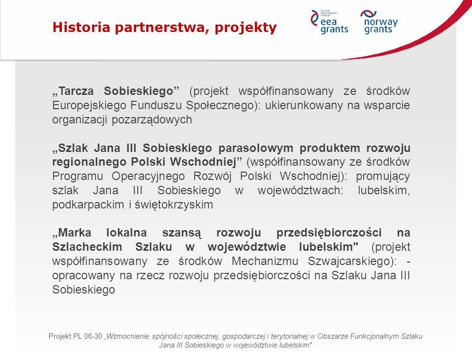 """""""Tarcza Sobieskiego"""" (projekt współfinansowany ze środków Europejskiego Funduszu Społecznego): ukierunkowany na wsparcie organizacji pozarządowych """"Sz"""
