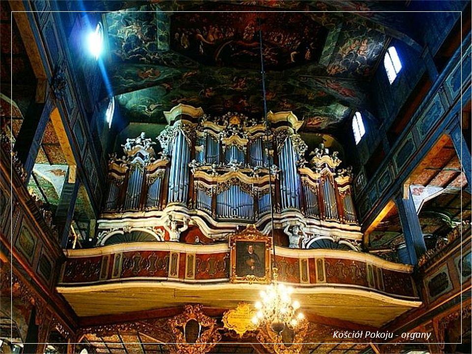 Drewniany Kościół Pokoju w Świdnicy (UNESCO)