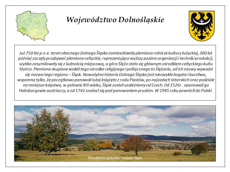 Województwo Dolnośląskie Warszawa - Teatr Wielki Kłodzko - panorama Już 750 lat p.n.e.
