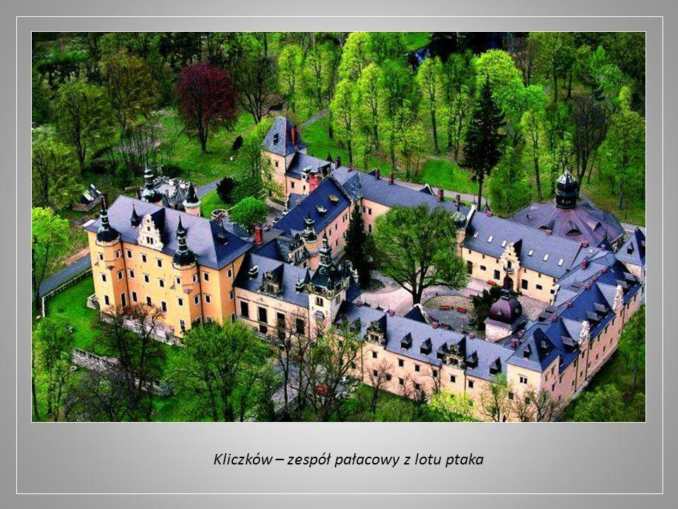 Pałac w Kliczkowie k. Bolesławca