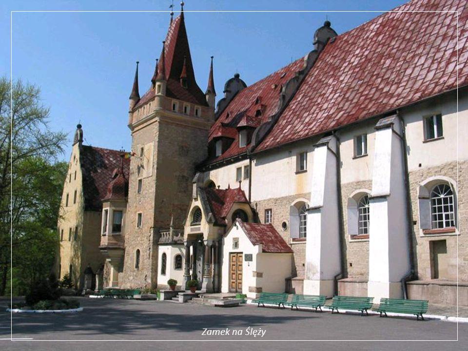Zamek na Ślęży