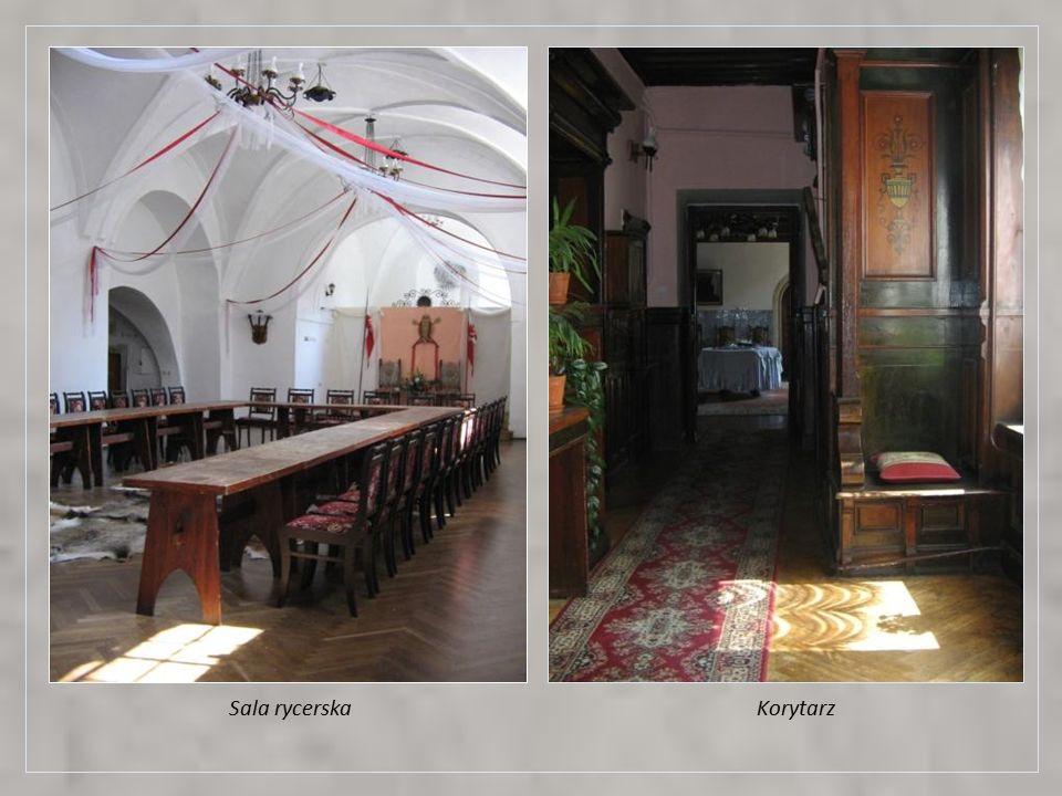 Henryków - refektarz klasztorny