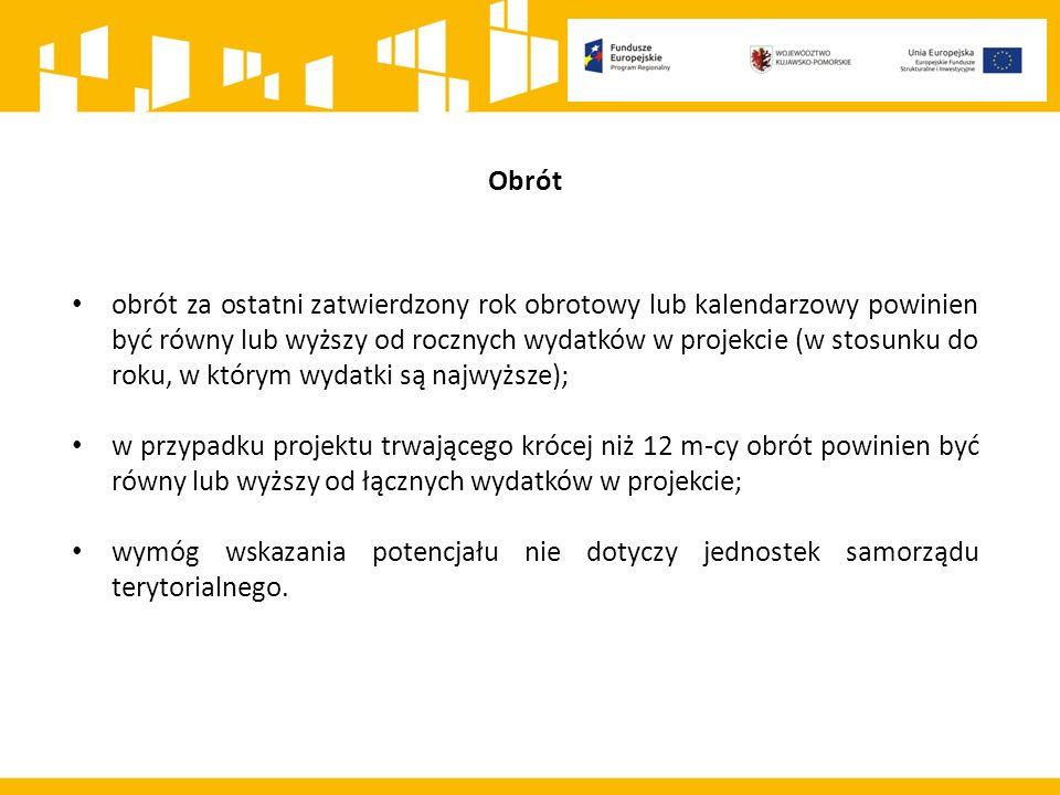 A.2 – Kryteria horyzontalne (niespełnienie kryterium oznacza odrzucenie wniosku) A.2.1 - Zgodność Projektu z Regionalnym Programem Operacyjnym Województwa Kujawsko-Pomorskiego na lata 2014-2020 oraz Szczegółowym Opisem Osi Priorytetowych RPO WK-P 2014-2020 A.2.2 - Projekt jest zgodny z przepisami dotyczącymi pomocy publicznej (lub pomocy de minimis)