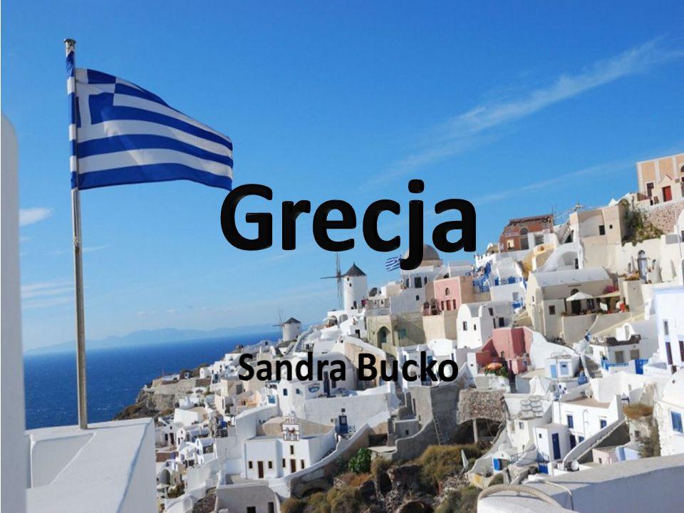 kraj położony w południowo-wschodniej części Europy, na południowym krańcu Półwyspu Bałkańskiego.
