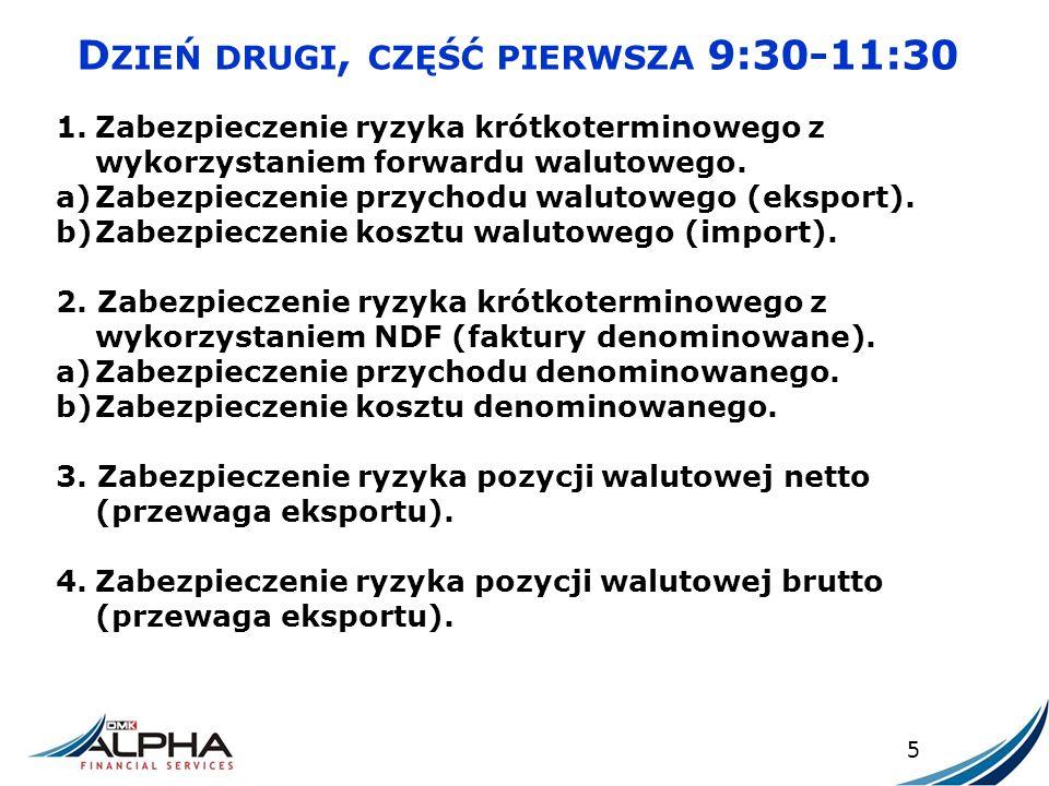 PROGNOZY DŁUGOTERMINOWE USD/PLN 26