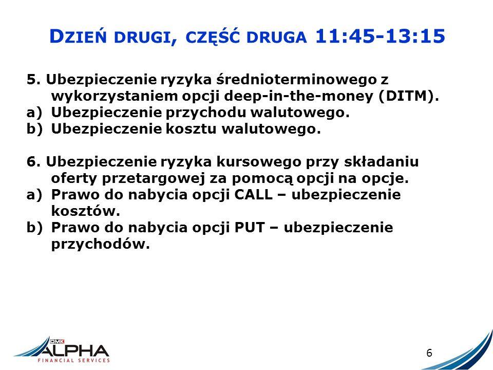PROGNOZY DŁUGOTERMINOWE CHF/PLN 27