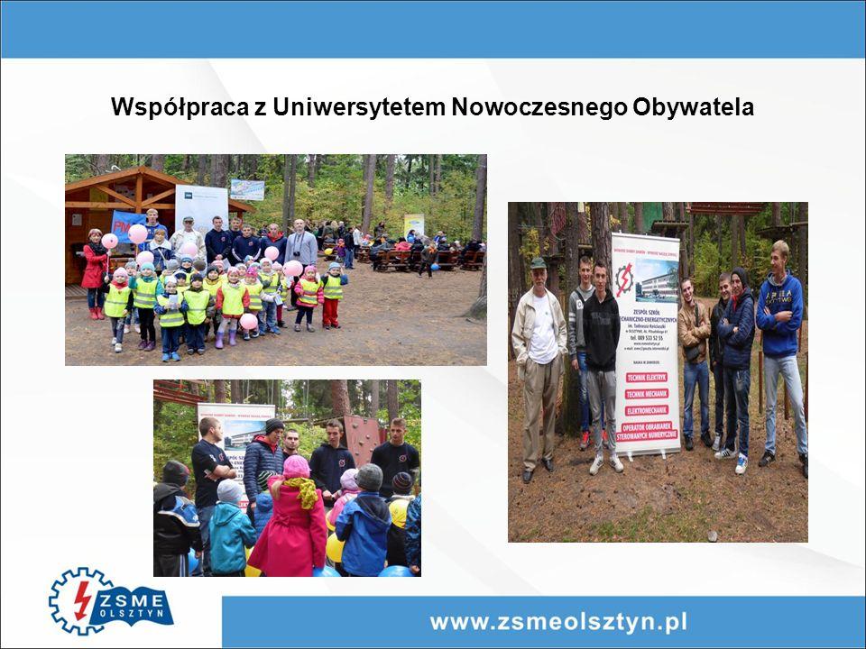 Współpraca z Uniwersytetem Nowoczesnego Obywatela