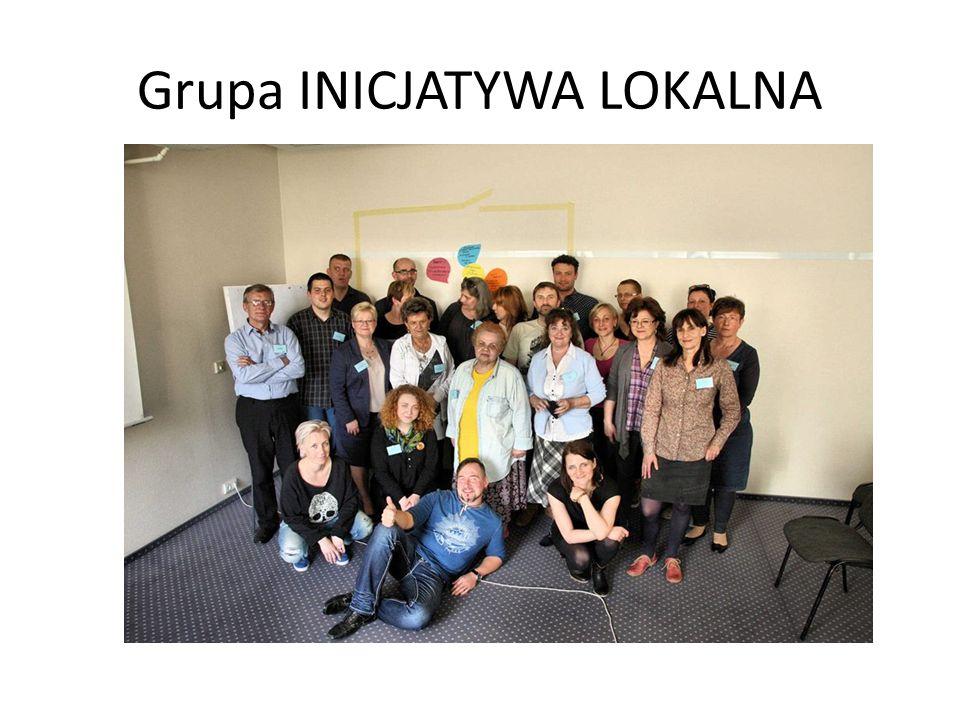 Grupa INICJATYWA LOKALNA