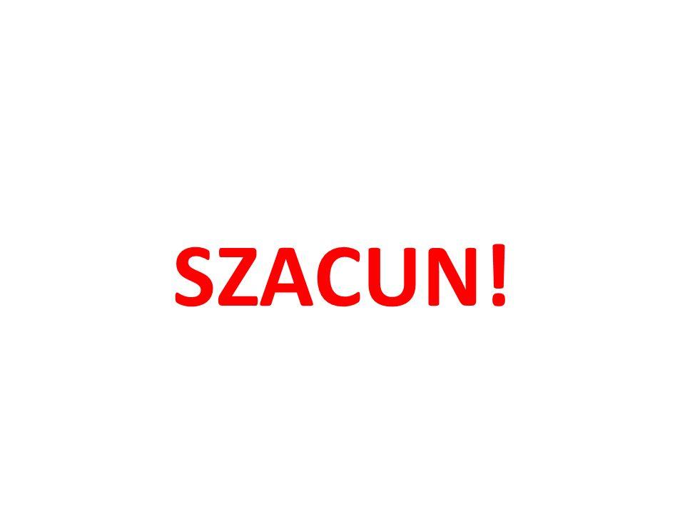 SZACUN!