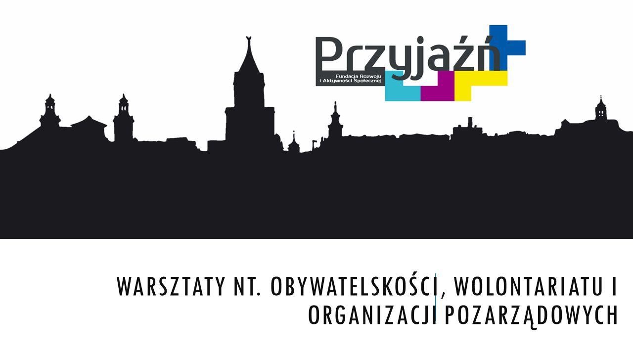 Wraz z rozpowszechnianiem się tego poglądu powraca zainteresowanie inicjatywami społecznymi, które sytuowały się dotąd na marginesie dyskusji nad społeczeństwem obywatelskim, choć mają w Polsce długą i bogatą tradycję.