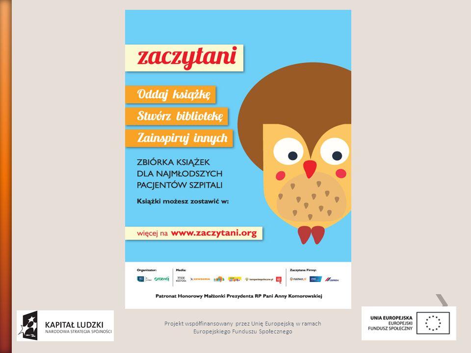 Wspieranie czytelnictwa stało się w Polsce istotnym elementem działań na rzecz niwelowania nierówności społecznych i wykluczenia społecznego osób o niskim poziomie wykształcenia.