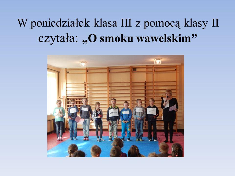 """Podczas obchodów Europejskiego Tygodnia Świadomości Dysleksji odbył się konkurs czytelniczy """"Muminki się cieszą dla uczniów klasy III i IV."""