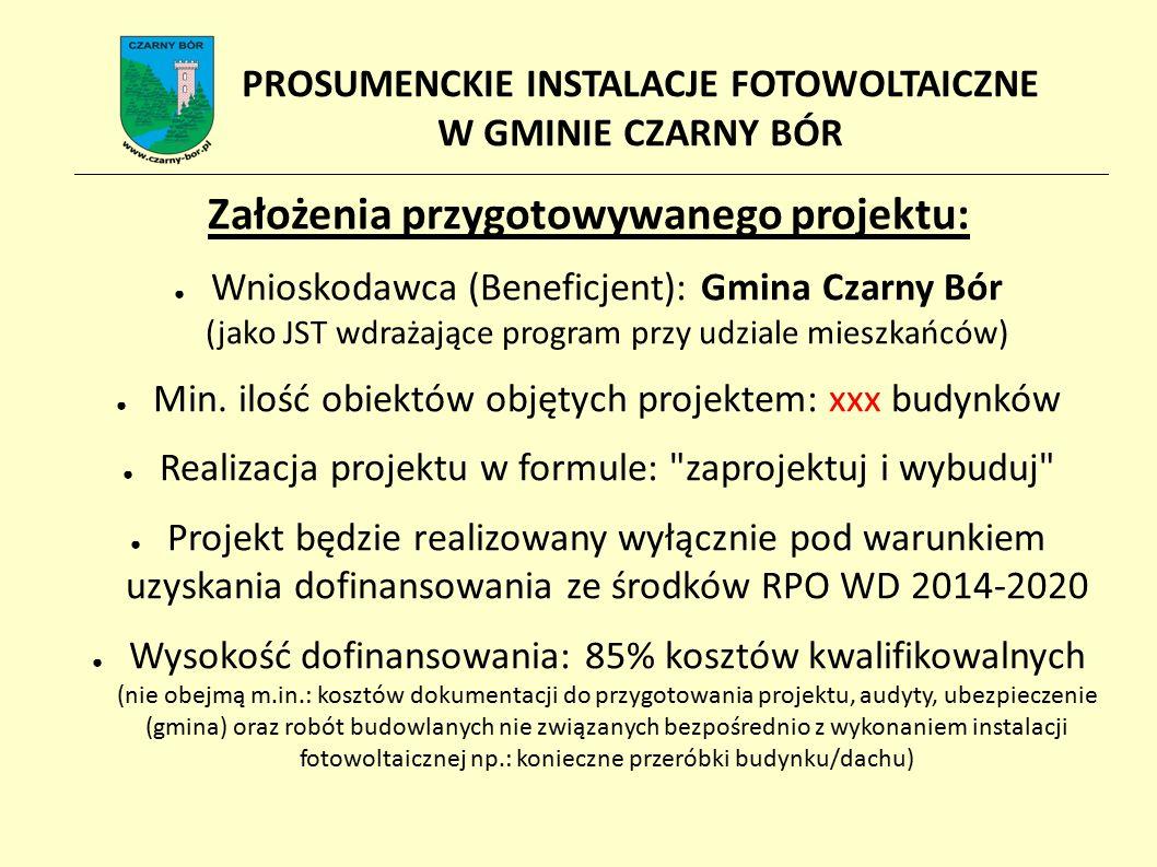● Koszty kwalifikowalne: ● Niektóre wydatki zw.z przygotowaniem projektu; ● Usługi dot.