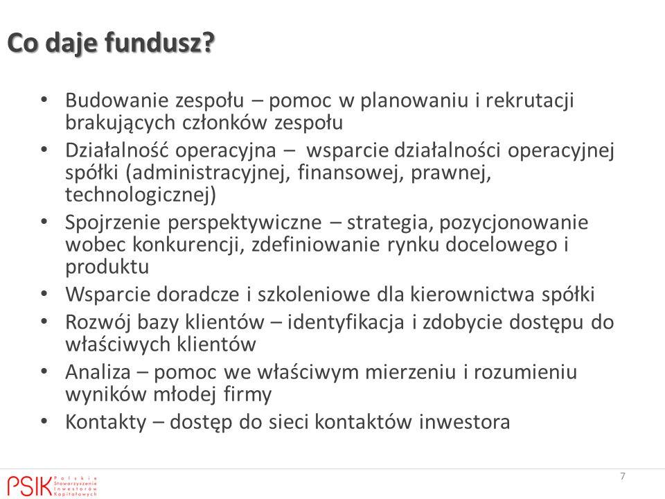 Przykłady inwestycji sfinansowanych przez venture capital 8