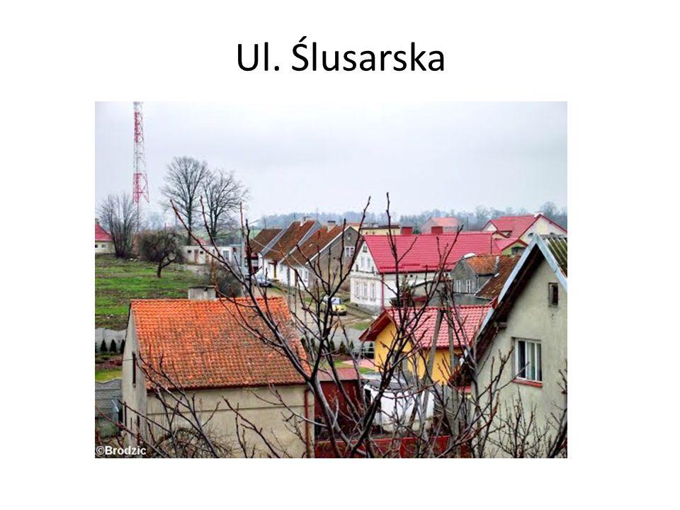 Ul. Ślusarska