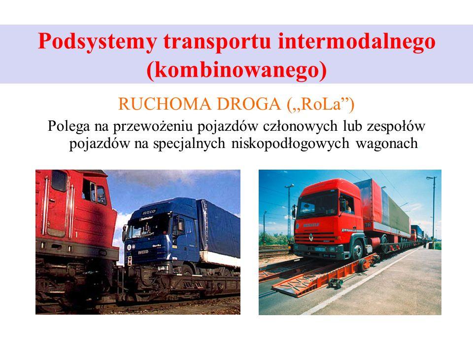 Kluczowym problemem rozwoju kolejowych przewozów kontenerowych w Polsce jest wysoki poziom opłat za dostęp do infrastruktury transportu.
