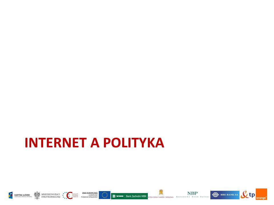 INTERNET A POLITYKA